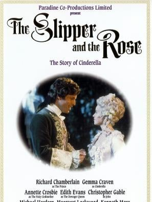 The Slipper and the Rose - The Story of Cinderella movie poster