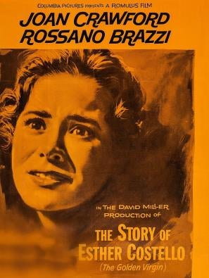 The Story of Esther Costello movie poster
