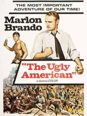 The Ugly American movie poster