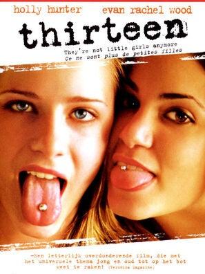 Thirteen movie poster