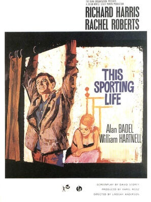 This Sporting Life movie poster