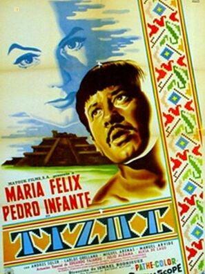 Tizoc movie poster