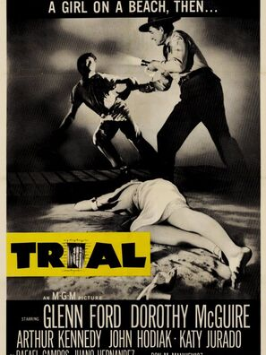 Trial movie poster