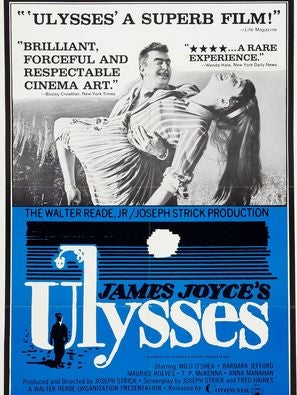 Ulysses movie poster