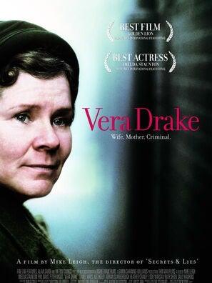 Vera Drake movie poster
