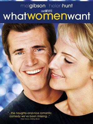 """What Women Want"", movie, director Nancy Meyers"
