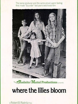 Where The Lilies Bloom movie poster