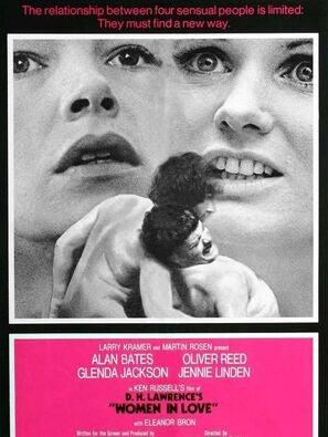 Women In Love movie poster
