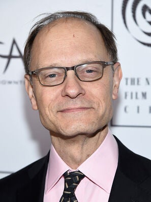 Actor David Hyde Pierce, Golden Globe nominee
