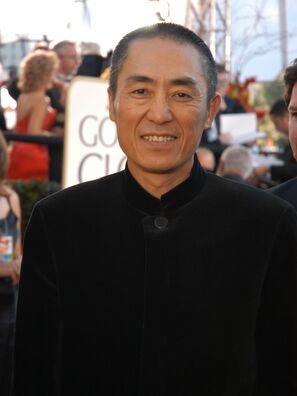 Director Zhang Yimou