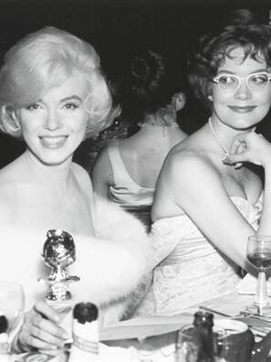 Marilyn Monroe | Golden Globes
