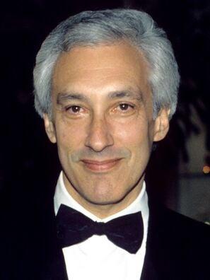 Writer and Priducer Steven Bochco, Golden Globe winner