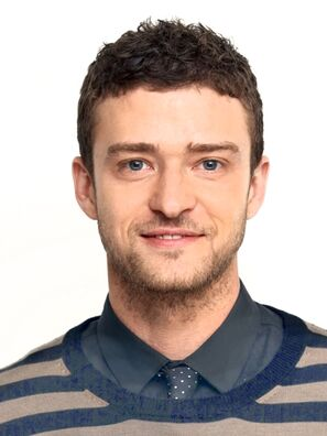 Golden Globe nominee Justin Timberlake
