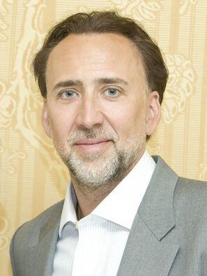 Nicolas Cage, Golden Globe winner