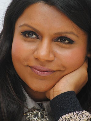 Actresss Mindy Kaling, Golden Globe nominee