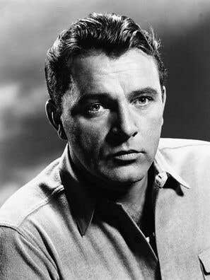 Golden Globe winner Richard Burton