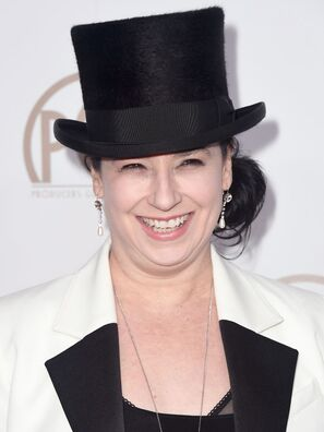 Writer producer Amy Sherman-Palladino