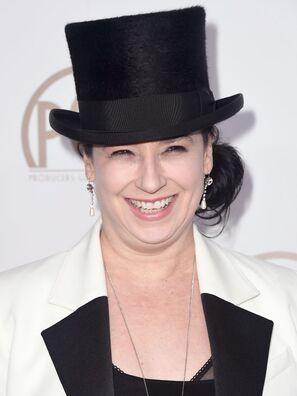 Writer producer Amy Sherman-Palladino