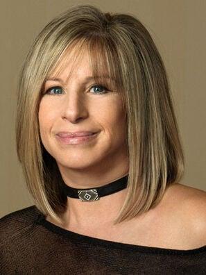 Barbra Streisand Golden Globes