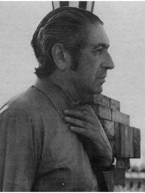 Photo of screenwriter Ben Maddow