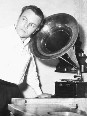Portrait of composer Bert Kaempfert