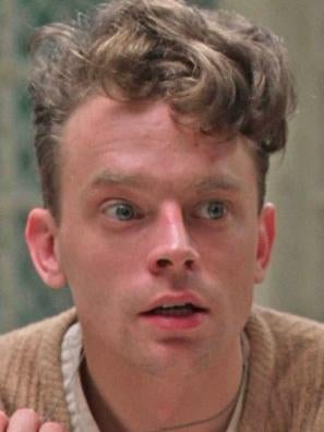 Brad Dourif in One Flew Over the Cuckoo's Next
