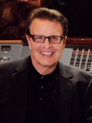 Composer and producer Charlie Midnight