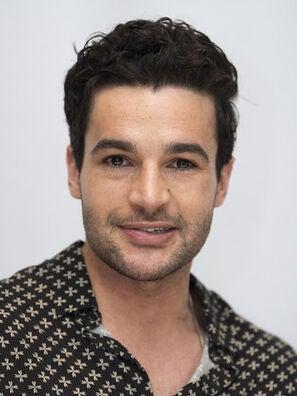 Actor Christopher Abbott