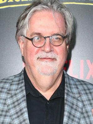 Artist, producer and writer Matt Groening