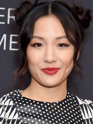 Actress Constance Wu, Golden Globe nominee