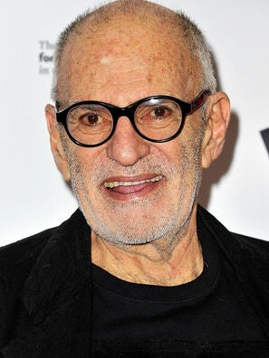 Writer, producer and playwright Larry Kramer