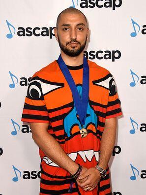 Composer Ilya Salmanzadeh