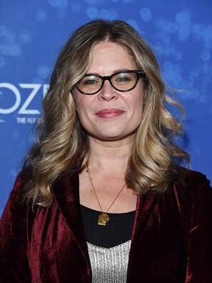 Writer, director, producer Jennifer Lee