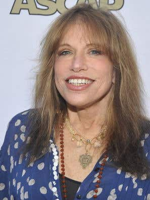 Composer and musician Carly Simon, Golden Globe nominee