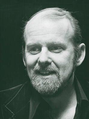 Director and choreographer Bob Fosse