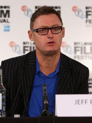 Golden Globe nominee Jeff Pope