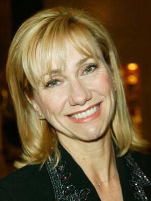 Actress Kathy Baker, Golden Globe winner