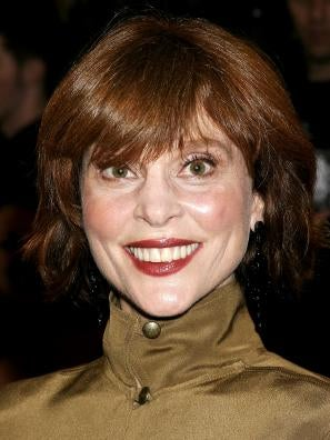 Actress Leigh Taylor-Young, Golden Globe nominee