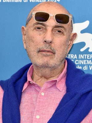 Filmmaker Hector Babenco