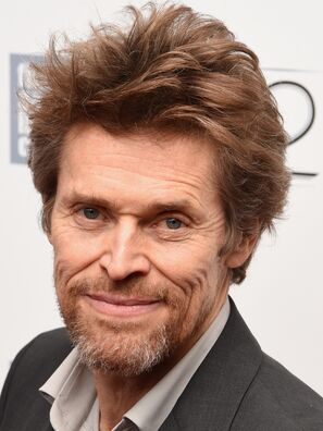 Golden Globe nominee Willem Dafoe