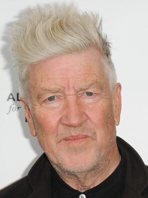 Director David Lynch, Golden Globe nominee