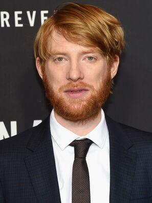 Actor Domhall Gleeson