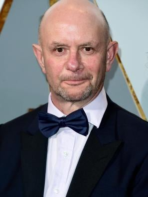 Writer and author Nick Hornby