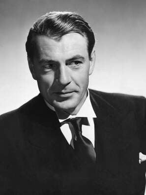 Golden Globe winner Gary Cooper