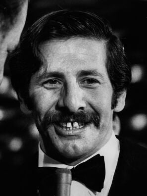 Actor Topol, in 1971