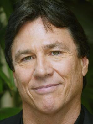 Actor Richard Hatch, Golden Globe nominee
