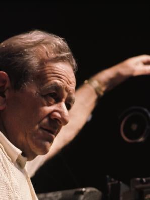 Golden Globe winner William Wyler, director