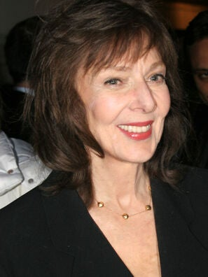 Actress, writer, comedian Elaine May, Godlen Globe nominee