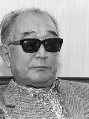 Master Japanese filmmaker Akira Kurosawa