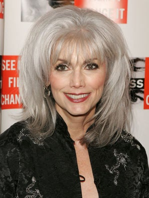 Musician and composer Emmylou Harris